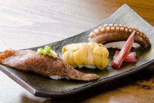 つかみ寿司