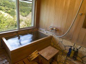 Bタイプ部屋風呂